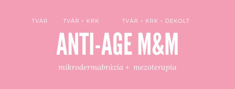 ANTI-AGE M&M